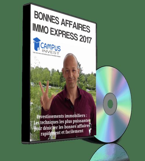 Bonnes Affaires Immo Express 2017