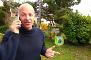 négociation au téléphone