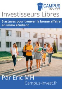 « 5 astuces pour trouver la bonne affaire en immo étudiant »